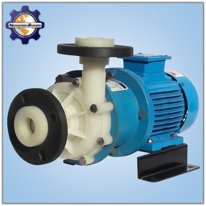 PVDF Magnet Coupled Sealless Pump USA